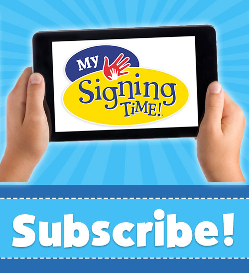 Baby Sign Language, Signing Time Digital Subscription